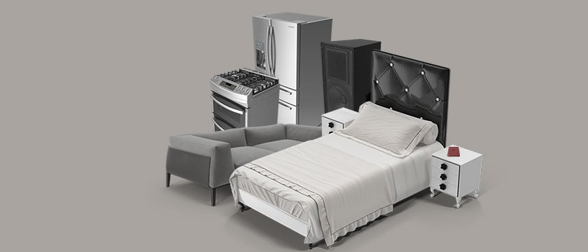 Computer, Appliance and Furniture Loan